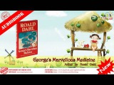 Roald Dahl  -  George's Marvellous Medicine Full Audiobook   EkerTang