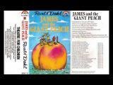 James and the Giant Peach 1983 Rainbow audio book Roald Dahl