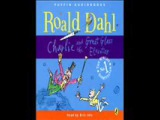 Roald Dahl Audio Books - Charlie and the Great Glass Elevator
