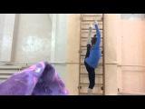 Передача Шаги к успеху ))) элементы !) the training in rhythmic gymnastics