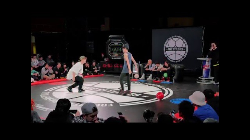 Freestyle Fes 2015 04 1stRd2 nock vs whitea (Freestyle Basketball Battle)