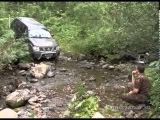 Наш первый оффроад: Шория, Хакасиия, Тува, Алтай. 2009. 2-я серия
