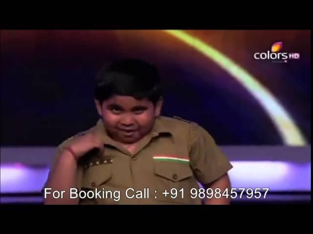 Akshat Singh Male Child Dancer Artist Kolkata IGT 5 India's Got Talent Mumbai Delhi Funny Bollywood