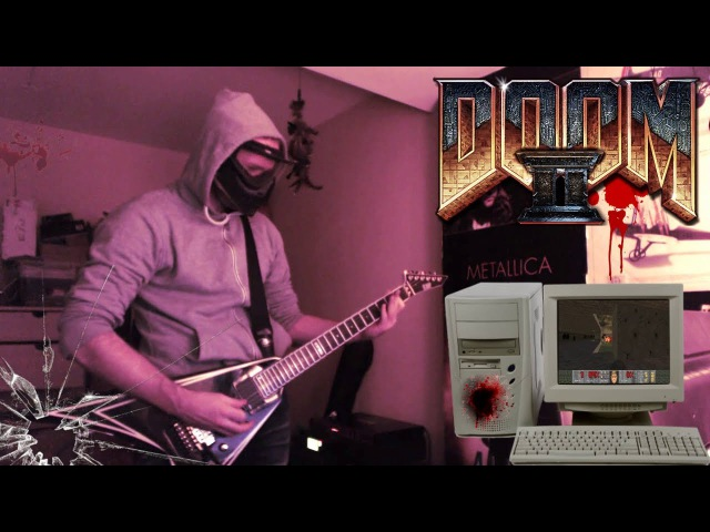 EGT - DooM II - Shawn's Got The Shotgun - Metal RemiX