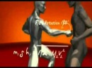 техника боя в 3D анимации mkv