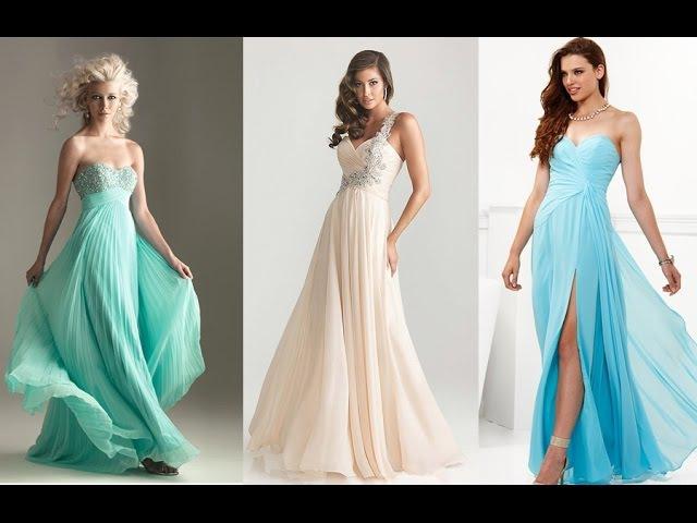 Вечерние Платья на Выпускной 2018 Evening dresses for prom