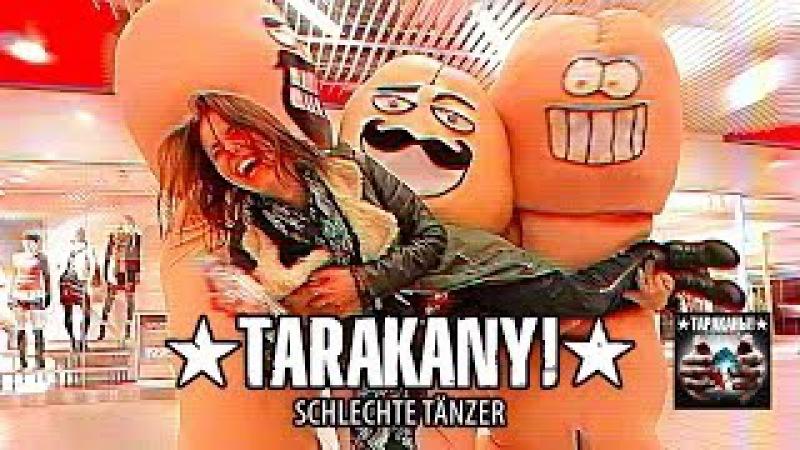 Tarakany Schlechte Tänzer feat Rod of Die Ärzte Плохие танцоры нем версия