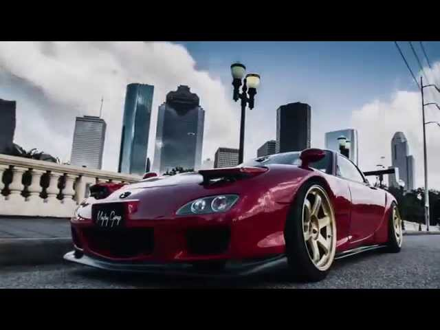 Mazda Rx7 FD3S Mayday Garage