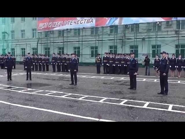 Выпуск КВВАУЛ 2014 летчики