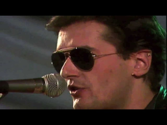 Opus Falco - Rock Me Amadeus live Graz Liebenau 1985