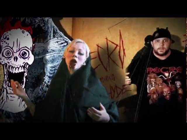 NECRO - DIE! OFFICIAL VIDEO (Logical- version) Death Rap Hardcore Underground Hiphop Uncle Howie