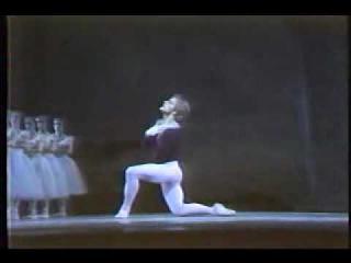 Mikhail Baryshnikov in Giselle| History Porn