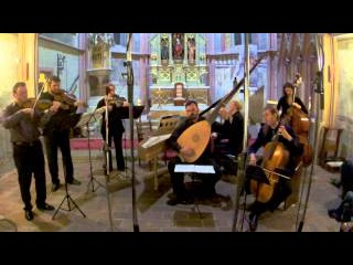 Pachelbel: Canon in D / Cuore Barocco *Baroque instruments*
