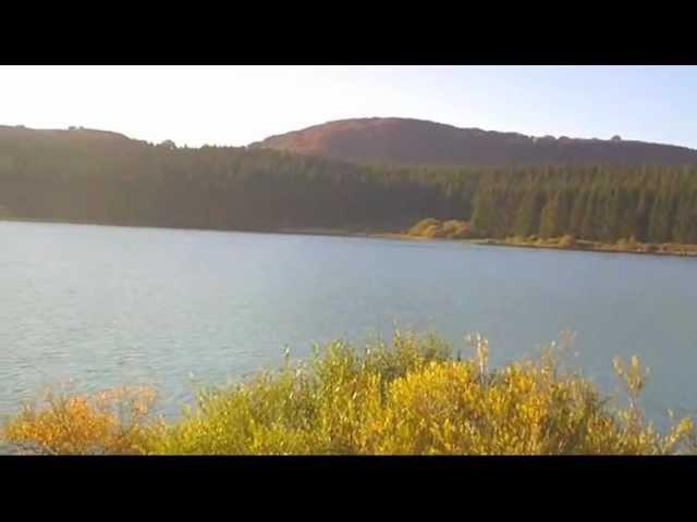 Opuštanje glazba mekana umirujuće opuštajuće priroda voda jezero