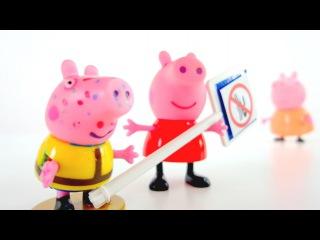 Мультики про свинку пеппу и маленькую ведьмочку