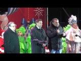 Стоит посмотреть: А.Захарченко.Открытие Республиканской Новогодней ёлки