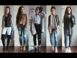 OOTW January Casual Outfits
