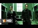 The Lobby Shootout The Matrix 6 9 Movie CLIP 1999 HD