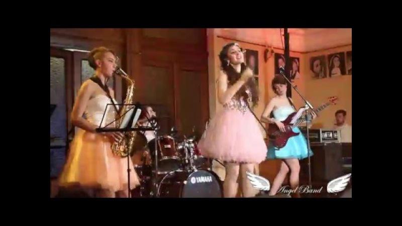 Анжелика Шатулина и Angel Band Выступление LIVE