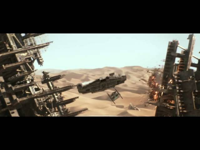 Звёздные Войны: Пробуждение Силы - трейлер 2