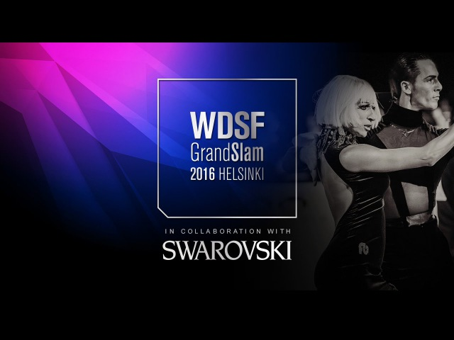 Suvorov - Libman, ISR | 2016 GS Lat R3 S | DanceSport Total