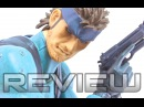Figma 243 Solid Snake MGS2 Ver review METAL GEAR SOLID 2 SONS OF LIBERTY  ソリッド・スネーク
