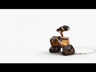 ВАЛЛ·И/WALL·E (2008) Промо-ролик  ;Валл-И и обруч