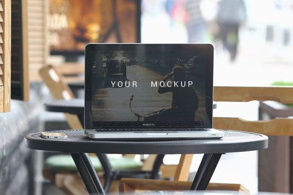 Free MacBooK Pro mockup | Alex Nikandrov, Sergey Melnik