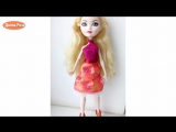 Юбка для куклы Эвер Афтер Хай из шелковых лент
