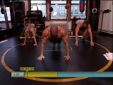 You'll recognize some of your favorite moves from insanity, but they've all been kicked into overdrive for insanity fast and furious.