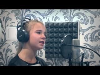 11-ти летняя девочка поёт песню Виктора Цоя - Кукушка