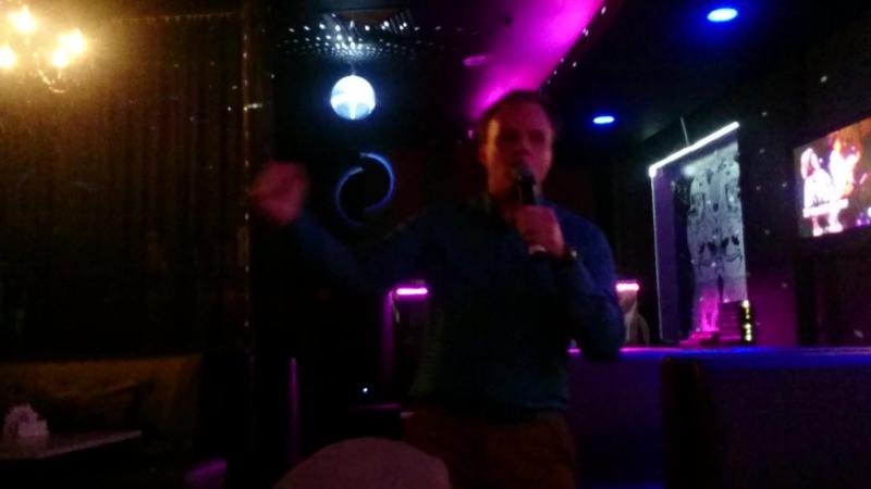 Моё выступление - Машина времени - я пью до дна