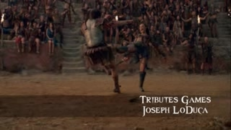 Spartacus War of the Damned - Soundtrack _ 09 Tribute Games_low