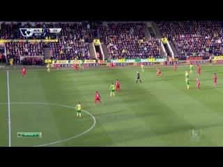 Футбол. Английская Премьер - лига 2015/16. 23 тур. Norwich - Liverpool