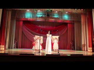 Концерт Натальи Хим: песня Героям Афгана