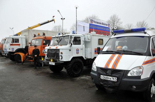 Ростовские спасатели и пожарные будут работать в усиленном режиме все новогодние каникулы