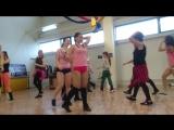 Regla Reggaeton (день 1)
