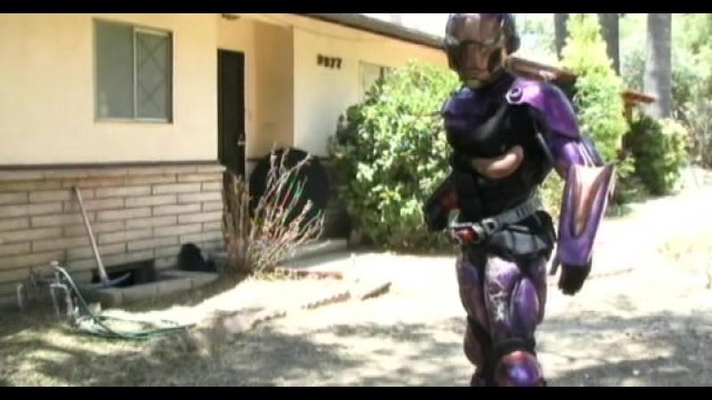 Железный Человек: Темная сторона (2008) / Приключения, Фантастика