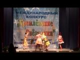 Ансамбль+народного+и+сценического+танца+Жар-Птица