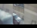 Спецоперация со взрывами с стрельбой в Брюсселе попала на видео