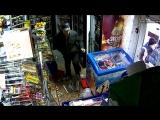 Неудавшееся ограбление павильона в одном из павильонов на ул. Матросова