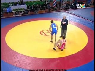 Чакаев (Россия)-Наврузов (Узбекистан) 66 кг за бронзу Гран При Д.П.Коркина
