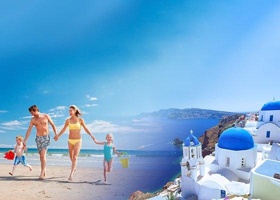 Греция семейный отдых все включено