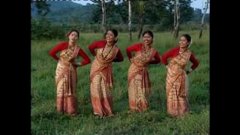 Assamese Bihu Dance - Jan Moni