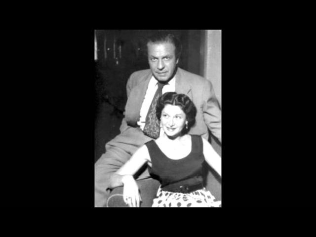 Eврейскоe танго Жаль твоих слёз Shifra Lerer Yiddish Tango