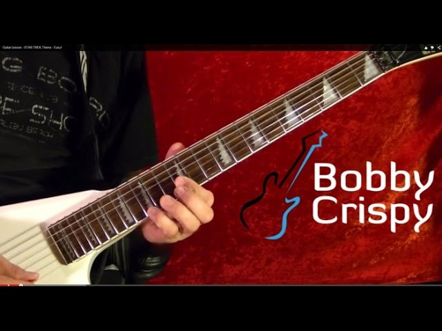 THE HEAVY METAL SCALE - Guitar Lesson - Randy Rhoads - Kirk Hammett - Dimebag Darrell - Slash