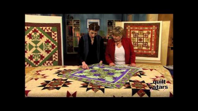 Quilt With The Stars Deb Tucker Part 3