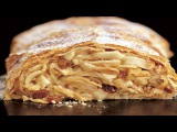 Как приготовить пирожки из лаваша и яблок. | How to cook pies and apple pita.