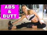 Bunny Slope - Workout #7 - ABS & BUTT - Zuzka Light