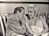 Marilyn Monroe on Jack Benny High Quality